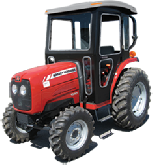 Massey Ferguson Cab and Enclosure - 1533, 1540, 1547, 1552, 1560