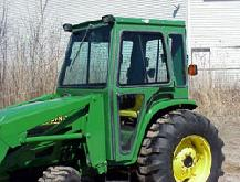 John Deere Cab and Enclosure - 4500, 4600