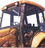 Ford Cab and Enclosure - 555E, 575E, 655E, 675E, LB110, LB75B
