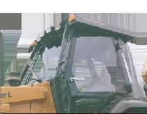 Case Cab and Enclosure - 580L, 580SL, 590L