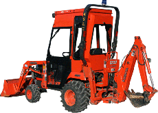 Kubota Cab and Enclosure - BX23