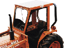 Kubota Cab and Enclosure - L2850, L3250, L3450, L3650