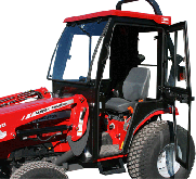 Massey Ferguson Cab and Enclosure - 1526