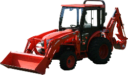 Kubota Cab and Enclosure - L3200, L3200HST, L3800