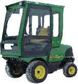 John Deere Cab and Enclosure - 1435, 1445