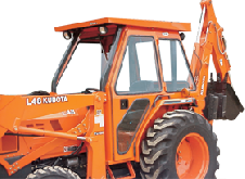 Kubota Cab and Enclosure - L48