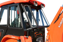 Kubota Cab and Enclosure - L45