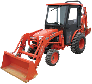 Kubota Cab and Enclosure - B2630, B3030