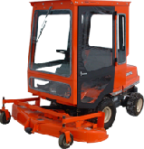 Kubota Cab and Enclosure - GF1800, GF1800E