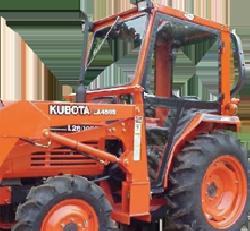Kubota Cab Enclosure