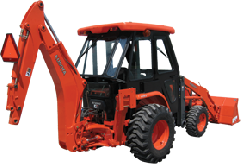 Kubota Cab and Enclosure - L39, L39-1