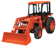 Kubota Cab and Enclosure - MX5000