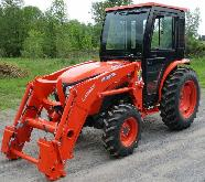 Kubota Cab and Enclosure - MX4800, MX5200, MX5800