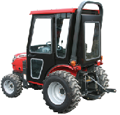 Mahindra Cab and Enclosure - 2415, 2516
