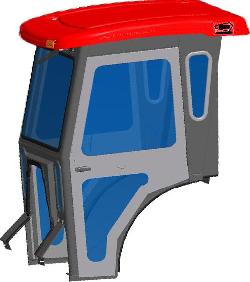 Mahindra Cab Enclosure