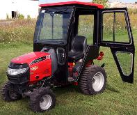 Mahindra Cab and Enclosure - MAX 22, MAX 24, MAX 25