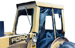 Ford Cab and Enclosure - 345C, 345D, 545C, 545D
