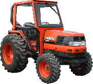Kubota Cab and Enclosure - L2900, L3010, L3300, L3410, L3710, L4310, L4610