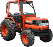Kubota Cab and Enclosure - L2900, L3010, L3300, L3410, L3710, L4310, L4610