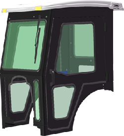 Bobcat Cab Enclosure