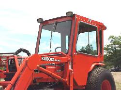 Kubota Cab Enclosure