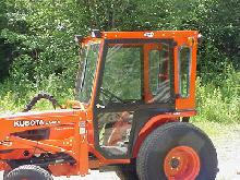 Kubota Cab and Enclosure - B2710