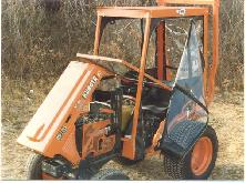 Kubota Cab and Enclosure - B7100