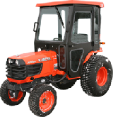 Kubota Cab and Enclosure - B7800