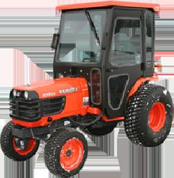 Kubota B7800 Tractor Cabs And Cab Enclosures Sims Cab Depot