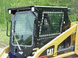 Caterpillar Cab Enclosure