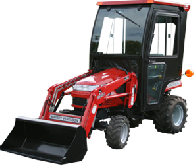 Massey Ferguson Cab and Enclosure - GC2300