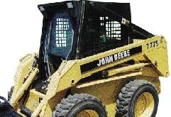 John Deere Cab and Enclosure - 6675, 7775, 8875