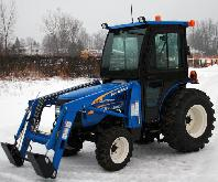 New Holland Cab and Enclosure - Workmaster 35, Workmaster 40