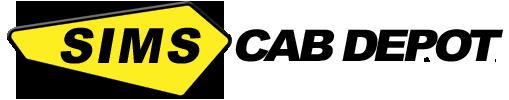 Sims Cab Depot logo