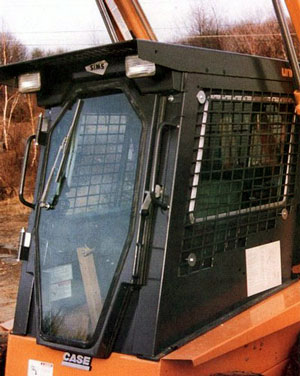 Case 1835c 1838 1840 Tractor Cabs And Cab Enclosures