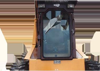 Case 1845C Series2 Door Assembly