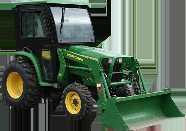 John Deere 3032e 3038e Tractor Cabs And Cab Enclosures