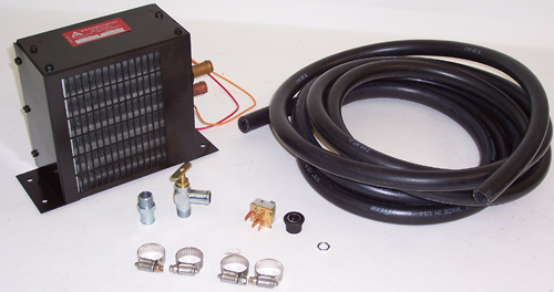 Tractor Cabs And Cab Enclosures Basic Hot Water Heater