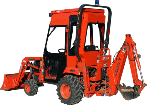 Kubota Bx23 Tractor Cabs And Cab Enclosures Sims Cab Depot