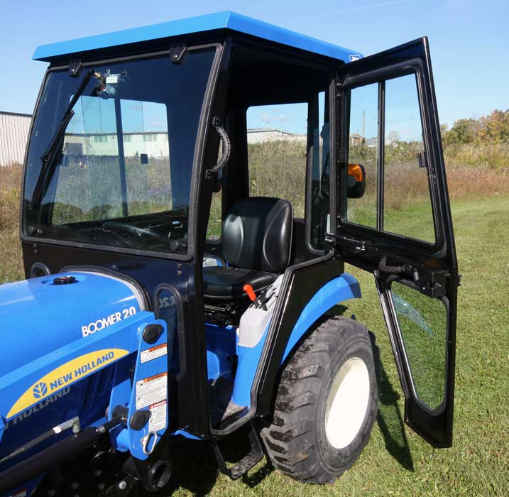 New Holland Boomer 20 Boomer 24 Boomer 25 Tractor Cabs