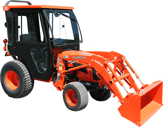 images and optional accessories are shown here for example only and may not  accurately represent the actual tractor model and/or available cab  accessories