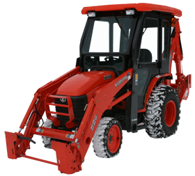 kubota b26 tractor cabs and cab enclosures sims cab depot images and optional accessories are shown here for example only and not accurately represent the actual tractor model and or available cab accessories