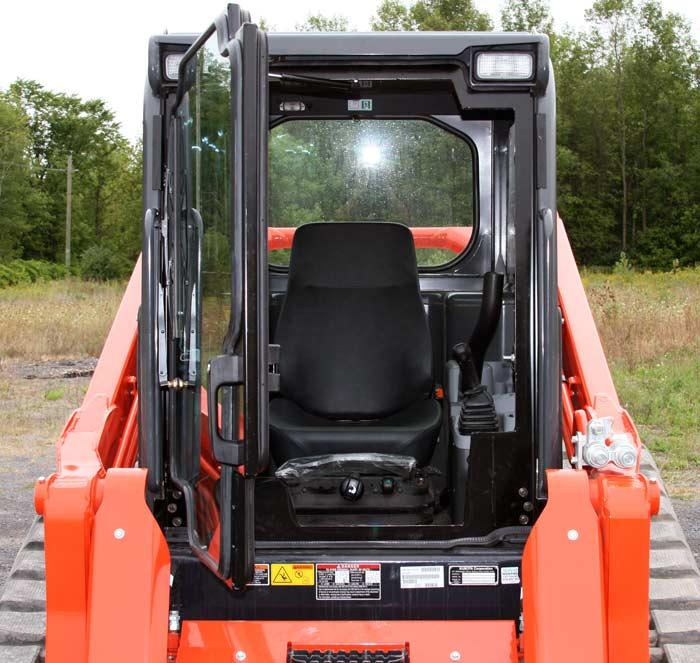 Kubota SVL75, SVL90 Door Assembly