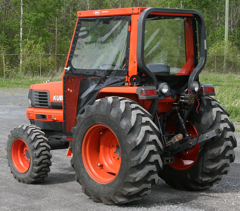 M9540 Tractor Kubota Relay Box Wiring Diagram L4200 Glow Plug L295
