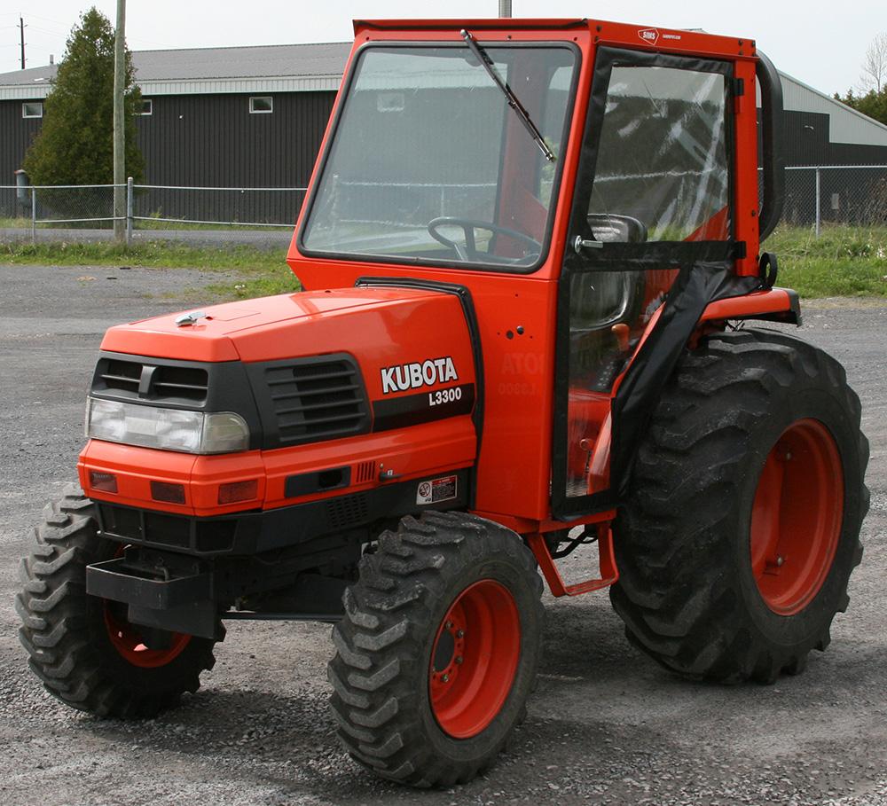 L3300 STD 5 kubota l2900, l3010, l3300, l3410, l3710, l4310, l4610 tractor L2900 Kubota Spec at virtualis.co