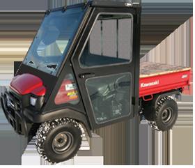 Kawasaki Mule 3000 Mule 3010 Tractor Cabs And Cab