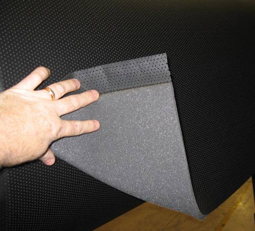 Tractor Cabs And Cab Enclosures Insulation Material 1
