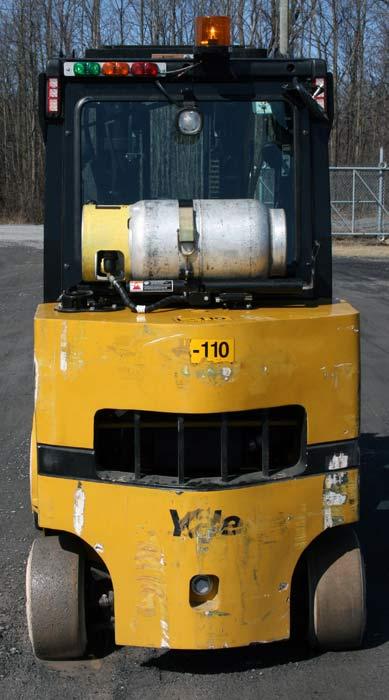 Yale GC120VX, VX120 All Steel Bolt Together Kit