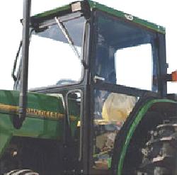 John Deere 5200 5210 5300 5310 5400 5410 Tractor Cabs