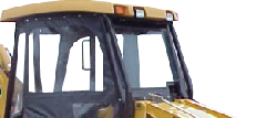 New Holland Cab and Enclosure - LV80, U80